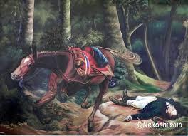 「アントニオ・ホセ・デ・スクレ暗殺」の画像検索結果