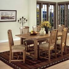 seven piece dining set: sunny designs sedona  piece dining set