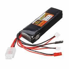 <b>ZOP Power</b> 3S <b>11.1V 2200MAH</b> 8C Lipo Battery For Devo JR WFLY ...