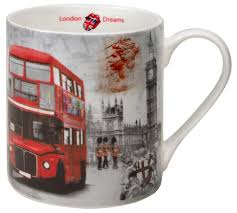 <b>Gift</b>'n'<b>Home Кружка</b> Лондонский перекресток 400 мл — купить по ...