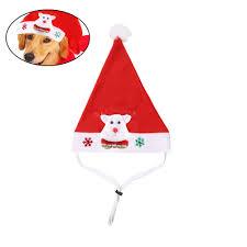 <b>Pet Hat Christmas Santa</b> Attractive Deer Creative Photo Props Party ...