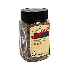 <b>Кофе растворимый</b> Original, <b>Bushido</b>, 100 г, Швейцария - купить c ...