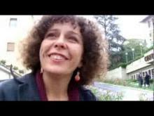 Intervista a Laura Palmieri - XII Congresso di Radicali Italiani. Gianni Colacione intervista Laura Palmieri. Chianciano Terme, 2 novembre 2013. - laura_palmieri_xii_congresso_radicali_italiani