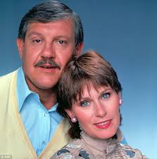 Battle: Alex Karras with his wife Susan Clark who said the injuries he had sustained while playing for the NFL had made his family life difficult - article-2215695-1570EB80000005DC-789_634x644