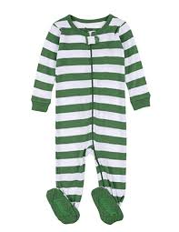 Leveret Striped Baby Boys Girls Footed Pajamas ... - Amazon.com