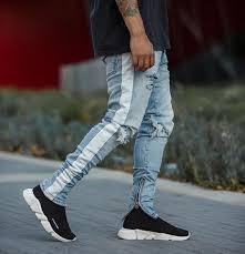 HZIJUE homme джинсовые новые модные <b>брюки мужские</b> узкие ...