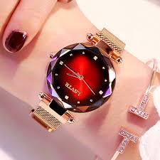 <b>2019 Fashion Watch Women</b> Luxury Rose Gold Ladies Wrist ...