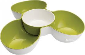 ROZETKA | <b>Блюдо для закусок</b> JOSEPH JOSEPH Triple Dish 29.5 x ...