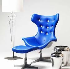 evitavonni blue chair blue furniture