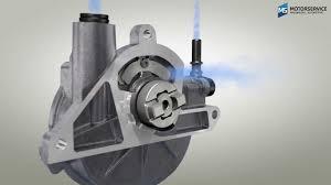 Как действует <b>вакуумный</b> насос? (3D анимация) - Motorservice ...