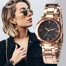 <b>2019 New</b> Women Watch Quartz <b>Classic Fashion</b> Ladies Watch ...