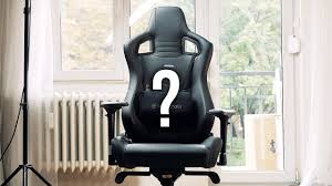 Noblechairs EPIC <b>Real Leather Chair</b> - Is it Really Epic? - YouTube