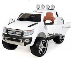 <b>Детский электромобиль Dake Ford</b> Ranger White - DK-F150-W ...