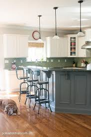 Kitchen Cabinet Painting Painted Kitchen Cabinet Ideas And Kitchen Makeover Reveal The