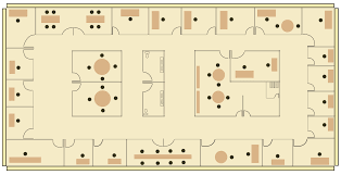 a traditional office floor plan cad office space layout