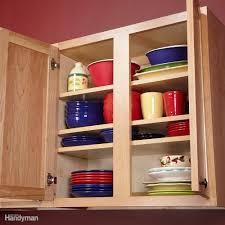 10 Kitchen <b>Cabinet</b> & <b>Drawer</b> Organizers You Can Build | Family ...