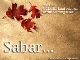 Macam-macam Sabar Menurut Ajaran Islam