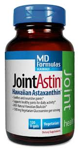 Nutrex Hawaii <b>JointAstin</b>™ <b>Hawaiian Astaxanthin</b>™ -- <b>120</b> ...