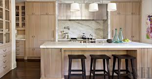 limed oak kitchen units: limed oak kitchen cabinets rift sawn oak plank cabinets in a modern kitchen william