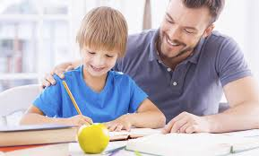 The surprising way parents are helping their children with their homework   Deseret News