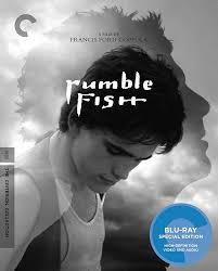 rupert pupkin speaks just the discs bonus episode rumble fish just the discs bonus episode rumble fish criterion collection on blu ray