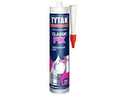 Специальный <b>клей TYTAN</b> Classic Fix 310 мл купить по цене ...