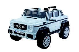 <b>Электромобиль BARTY Mercedes-Maybach G650</b> Landaulet