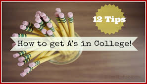 how to get a s in college how to get a s in college
