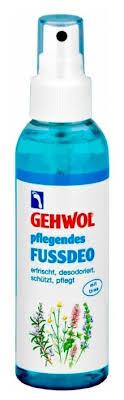 <b>Gehwol</b> Спрей-<b>дезодорант для</b> ног Footdeo carring — Уход за ...