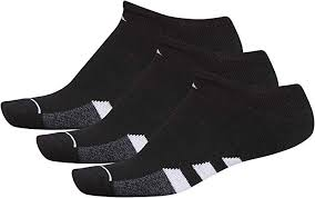 Men's Cushioned No Show Socks (3-Pack): Clothing - Amazon.com