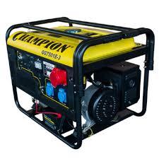 <b>Бензиновый генератор Champion GG7501E</b>-3 трехфазный