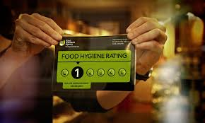 failing food hygiene at top rated hotels which news