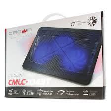 Охлаждающая подставка для ноутбука <b>CROWN CMLC</b>-<b>1043T</b>