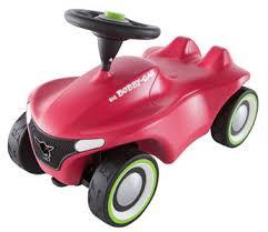 Детская машинка-<b>каталка BIG Bobby</b> Car Neo розовая 800056242