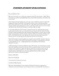 recommendation letter for professor experience resumes recommendation letter for professor