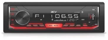 <b>Автомагнитола ACV AVS-816BR</b> 1DIN 1 DIN (макс. 4x50 Вт ...