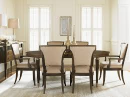 Tower Place Drake Oval Dining Table Lexington Home Brands - Dining room tables oval