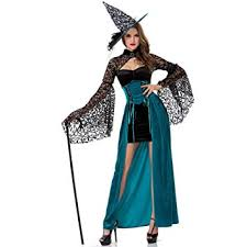 SHENTIANWEI Women's <b>Halloween Witch Costumes Cosplay</b> ...