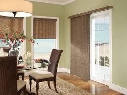 Large Kitchen Window Treatment Blinds For French Doors And Blinds For Sliding Glass Doors