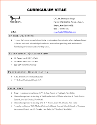 curriculum vitae example for job event planning template resume cv sample 28 by ranthambore
