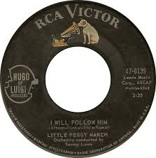 Image result for i will follow him little peggy march