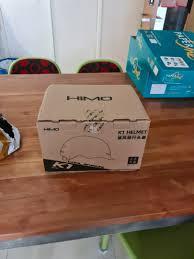 BNIB XiaoMi <b>HIMO K1 riding Helmet</b>, Bicycles & PMDs, Parts ...