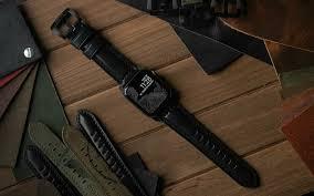 The 10 Best <b>Leather</b> Apple Watch <b>Bands</b> | GearMoose