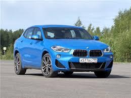 Тест-драйв BMW X2 (поколение I) - Возведение в квадрат