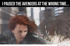 Avengers Meme | WeKnowMemes via Relatably.com