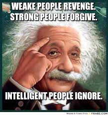 Intelligence Einstein Quotes. QuotesGram via Relatably.com