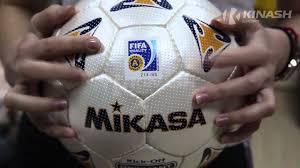 <b>Футбольный мяч Mikasa PKC55BR</b>-N - YouTube