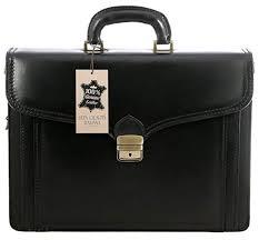Organizer Man <b>Bag</b> by Italian Job, <b>100</b>% <b>Genuine Leather</b> Made in ...
