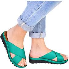 Dressin <b>Women's</b> Sandals <b>2019 New Women</b> Comfy Platform ...