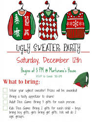 ugly sweater party invite printable christmas invitations ugly sweater party invite printable card printable ugly christmas sweater invitations image